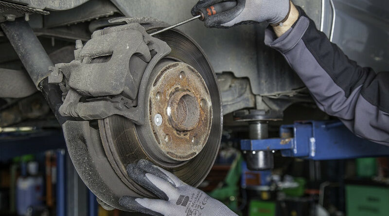 Auto selbst reparieren
