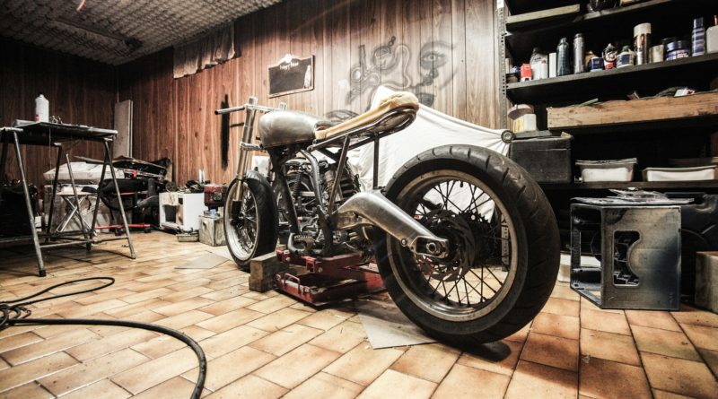 Motorrad Tuning